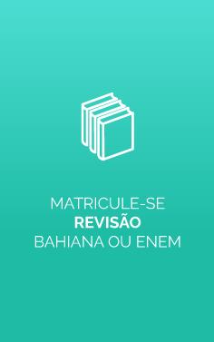Banner Matri Revisão Enem ou Bahiana