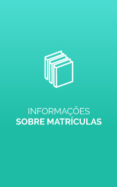 Informações matrículas