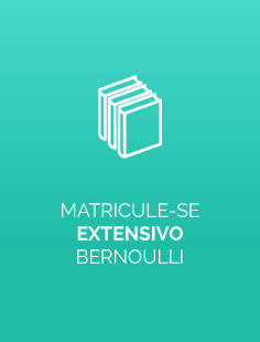 Matricule-se Intensivo Bernoulli