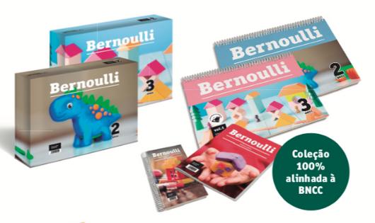 Coleção de Educação Infantil Bernoulli
